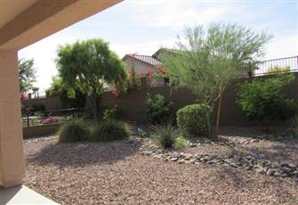 Phoenix-Buckeye-sunshine & activities in newer home with beautiful landscaping
