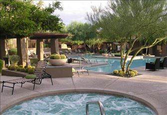 North Scottsdale Grayhawk Condo - 3 Bedroom, 2 Bath, Top Floor, Overlooking Pool