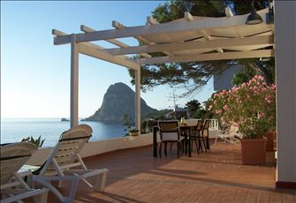 Independent  Villa - Breathtaking Waterfront View - Garden - 25km from Palermo