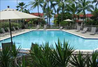 Awesome Oceanfront Complex...Keauhou Surf & Racquet Club/Snorkeling
