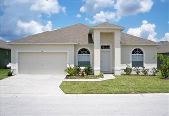 Beautiful Villa Just Minutes Away from Disney, Wildflower Ridge at Championsgate