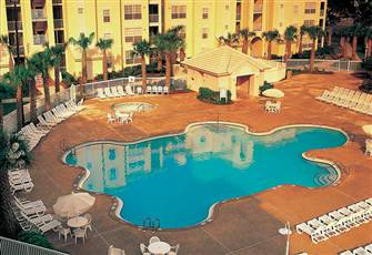 One Bedroom Resort Apartment: 10 Minutes from Disney - Great Resort Facilities!