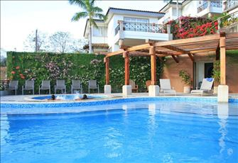 9 Villas and 2 Pools!!  A Pool for the Adults and one for the Children!