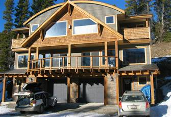 Three Bedroom Duplex at Apex Mountain Resort