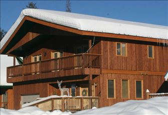 Kimberley's Largest Luxury Ski & Golf Chalet, Parking, En-Suite Bedrooms Hot Tub