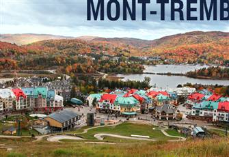 Great Deal. Magnificent Condo in the Heart of Tremblant with a Stunning View