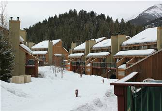 Ski-in/Ski-out Two (2) Bedroom Condo at Panorama Mountain Village