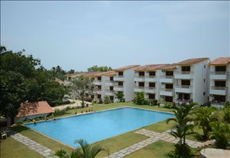 Beautiful Holiday Apartment for Rental in Candolim, Goa!