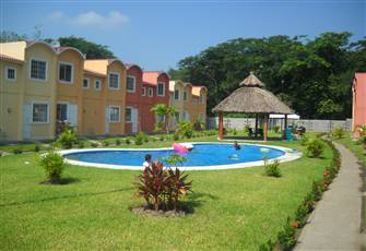 Beautiful Beach House at Morrocoy Ixtapa, Mexico 3 Bedroom -1.5 Bathroom