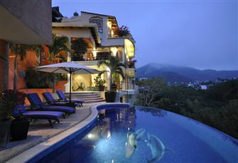 Luxury Villa at Gringo Gulch in Puerto Vallarta