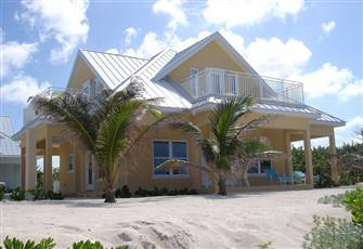 3 BD Ocean Front Home, Rum Point, Only 1 Year Old