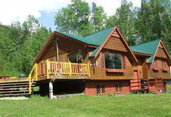 Birch Grove Chalet Vacation Rental