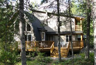 Whistler Chalet with Sauna