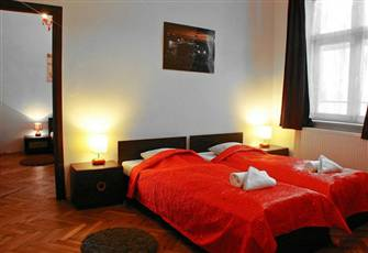 A Classy Two-Bedroom Flat in the Old Town Krakow!
