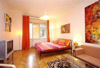 Excelent 1 Bedroom Apartment with Balcony, Right in the Center of Prague!