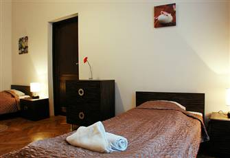 A Stylish Two-Bedroom Flat in the Old Town Krakow!