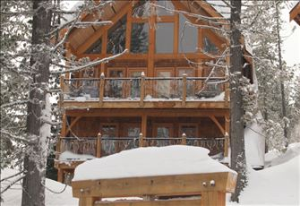 Very High End Property with all the Ammenities, Right on the Ski Run.