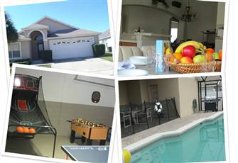 Exceptional Vacation Villa-Sleeps 12-Disabled Access-Large Pool-Discounts.