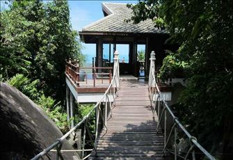 Quiet Villa and Less Developed Part of Samui is Packed with Places to Discover.