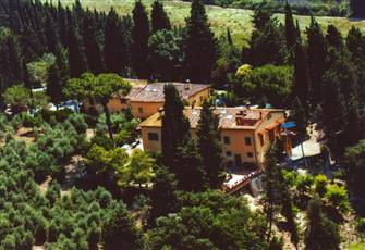 Agritourism in Tuscany near Florence