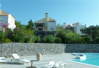 Greece- Island of Aegina- Summer House- 5 People