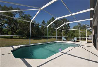 Luxurious Yet Relaxing in a Gorgeous New Home Just 2 Miles South of Disney World