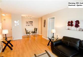 Spacious and Sunny 2 Bedroom Condo