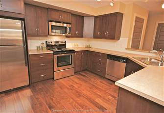 Beautiful Private 2-Br Downtown Kelowna Condo at Mill Creek Landing New