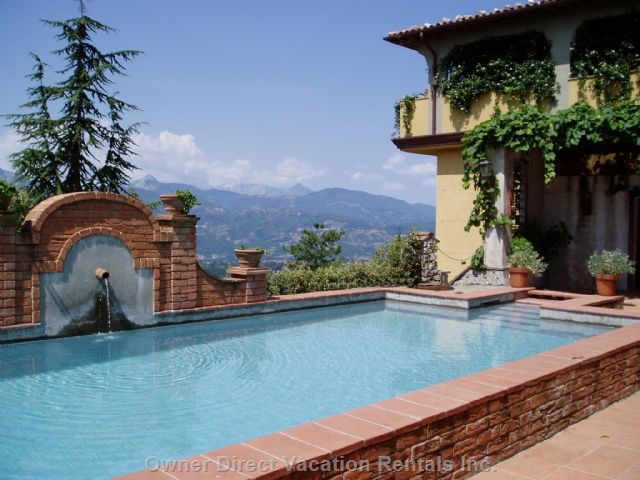Exceptionally beautiful early 19th century estate in Lucca