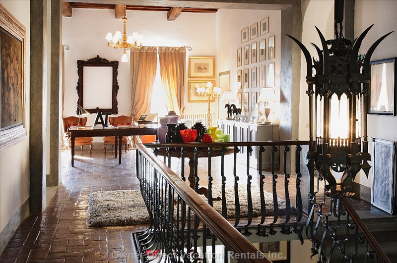 Impressive apartment in La Villa of 16th century