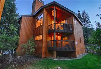 Truckee Riverfront 3 Story