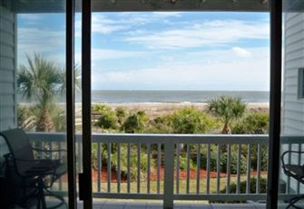 3bd/3bth Ocean Front Townhome