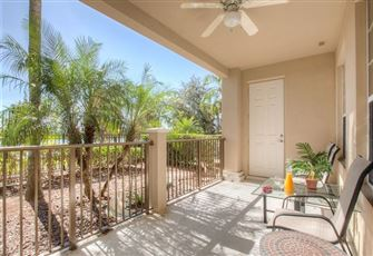Spacious Patio with Stunning