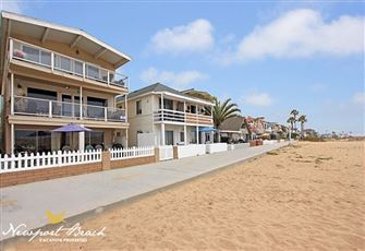 Oceanfront 4bd/3ba Middle Unit