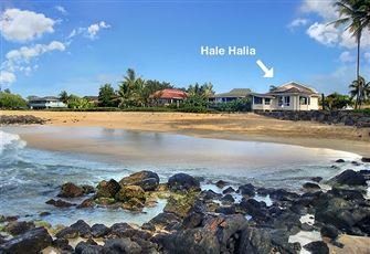 Hale Hali'a is Distinctively