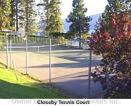 Tennis Court Coral Beach
