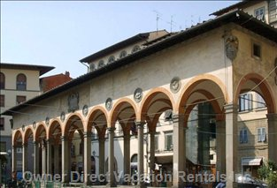 Loggia Del Pesce - Nearby Home