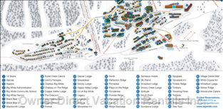 Big White Village Map.we Are Building 31- True Ski in-Ski out Condo.you Can Download Larger Map at BIGWHITE.COM Images.