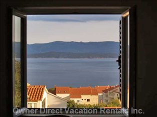 View to Hvar