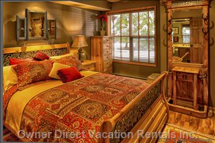 Master Bedroom - your Private Cozy and Comfy Retreat