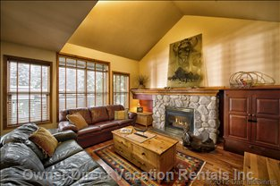Welcome Home to your Mountain Retreat in Whistler!