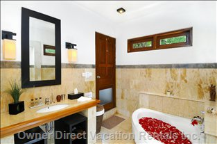 Bathroom in Twin Bedroom