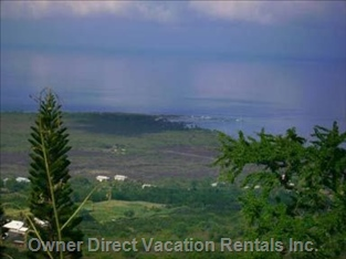 View of Kealakekua Bay