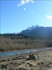 Scenery by Chilliwack River Lodging