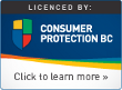 Licensed Travel Agent and Member of Consumer Protection BC