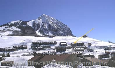 Crested Butte'S Condominiums - Arrow to Timberline Units.