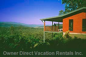 Spectacular Views of the Daintree Valley