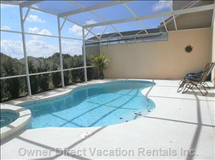 Private Pool and Spa - Desirable South East Facing Location