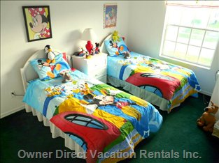 Disney Bedroom - your Children Will Love this Room