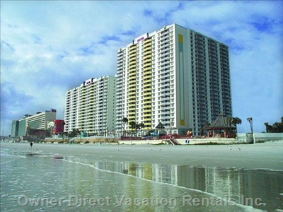 Ocean Walk Resort - Daytona'S Only 5 Star Resort